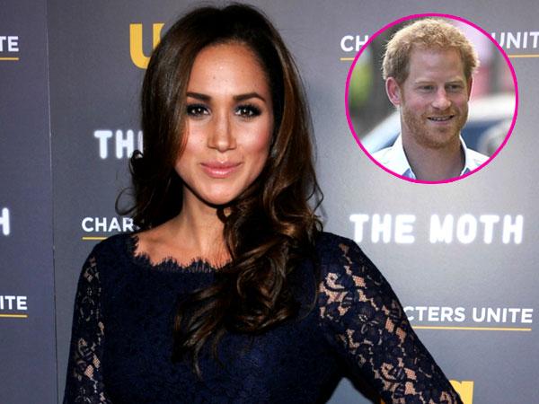 So Sweet, Inikah Tanda Cinta Meghan Markle untuk Pangeran Harry?