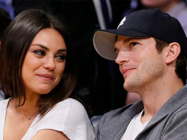 Selamat! Mila Kunis Hamil Anak Kedua dengan Ashton Kutcher