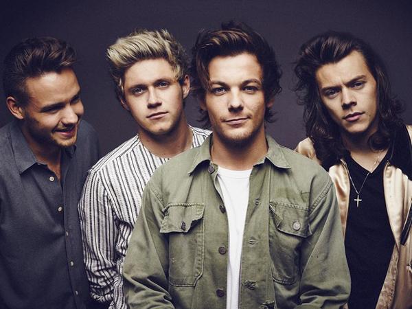 Lewat Snapchat, One Direction Bocorkan Judul Lagu dan Informasi Tentang Album Baru