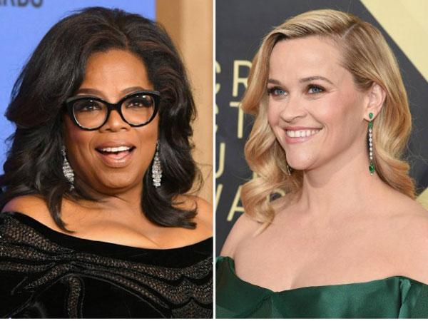 Reese Witherspoon Punya 3 Kaki, dan Oprah Winfrey Punya 3 Tangan?