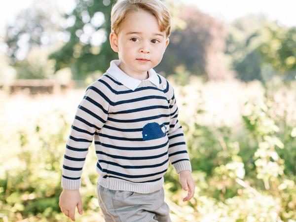 Pangeran George Kembali Bikin Gemas di Foto Perayaan Ulang Tahunnya yang Ke-3!