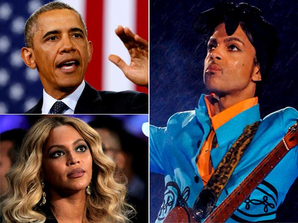 Obama, Beyonce, Katy Perry Ucapkan Belasungkawa Atas Meninggalnya Penyanyi Legendaris Prince