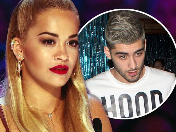 Rita Ora Tidak Suka Zayn Malik Gabung dengan Manajemennya?