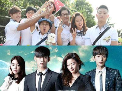 Running Man Parodikan Drama 'Man From the Stars' di Episode Baru