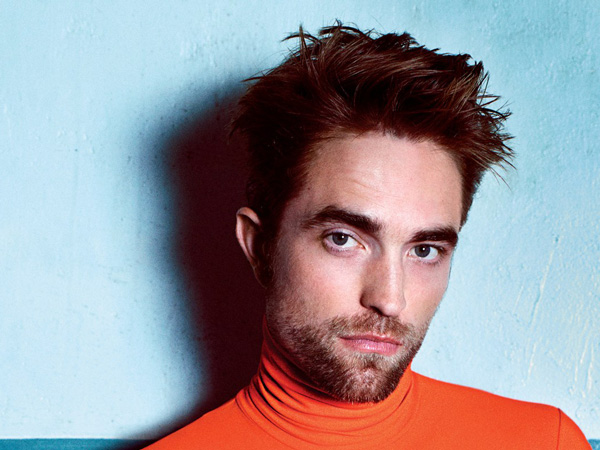 Begini Penampilan Nyentrik Robert Pattinson Pakai Wig Pink di Cover Majalah 'Wonderland'