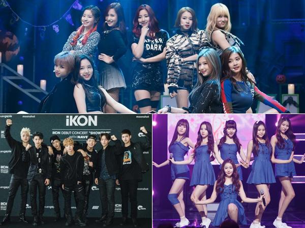 Grup Idola K-Pop Rookie Manakah yang Paling Populer di Tahun 2015 Versi YouTube?