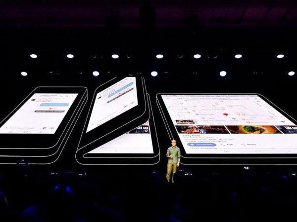 Fantastis! Inilah Bocoran Harga Smartphone Layar Lipat Pertama Samsung