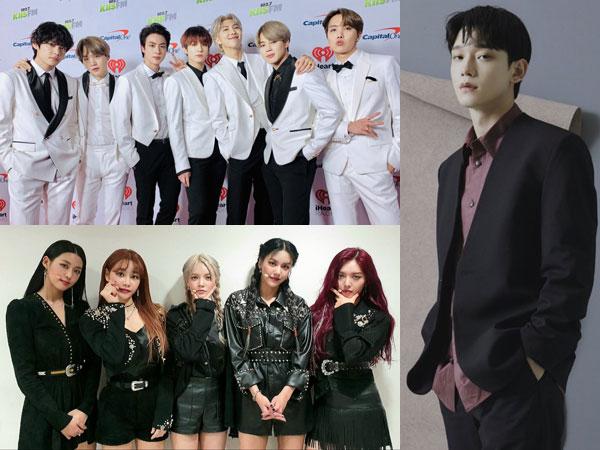 Diprotes Fans BTS, Seoul Music Awards Akui Ada Kesalahan dalam Sistem Voting