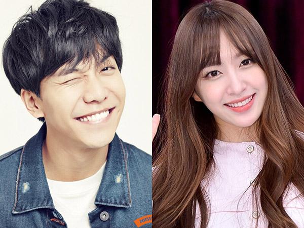 Lee Seung Gi Ubah Judul Lagunya Gara-gara Hani EXID?