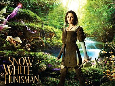 Kristen Stewart Akan Kembali Perankan Snow White and The Huntsman 2