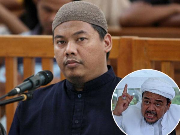 FPI VS Mantan Teroris Sofyan Tsauri: Tuduhan Anggota Intel dan Ancaman Penjarakan Habib Rizieq