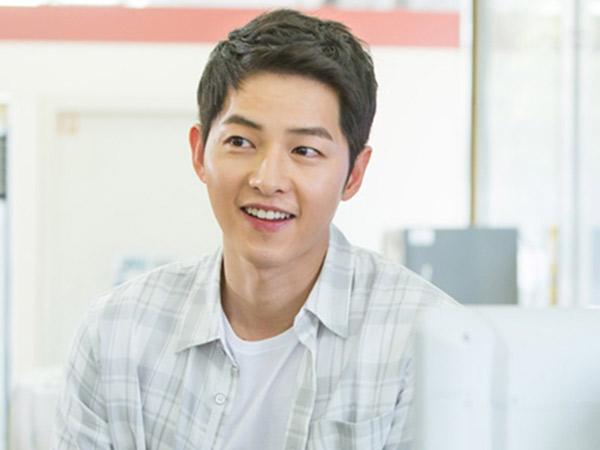 Song Joong Ki Dikabarkan Bakal Langsung Main Drama Baru Pasca Menikah