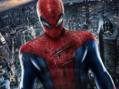 The Amazing Spiderman 2: Peter Parker & Harry Osborne Reunian
