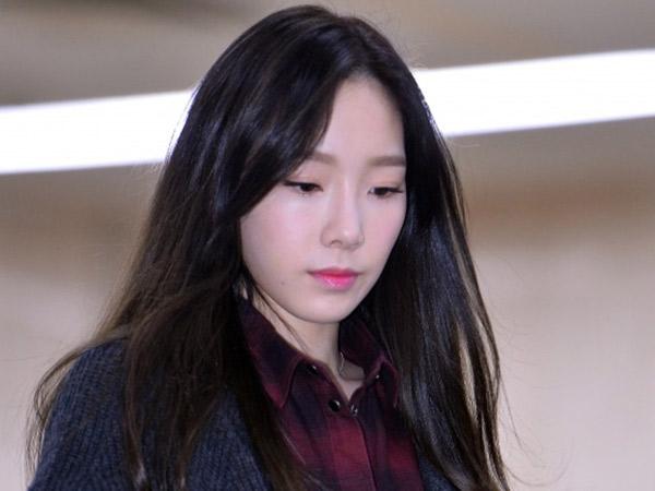 Polisi Rilis Pernyataan Resmi Terkait Kecelakaan Beruntun Taeyeon SNSD, Adakah Indikasi Mabuk?
