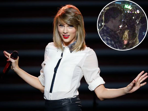 Romantis, Pria Ini Lamar Kekasihnya di Konser Taylor Swift!