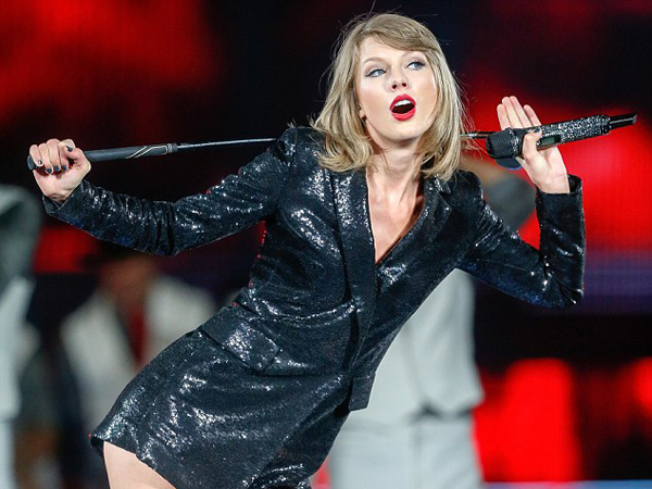 Dapat 9 Nominasi, Taylor Swift Pecahkan Rekor Baru di MTV Europe Music Awards 2015