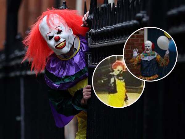 Heboh 'Teror Badut' di Amerika Jadi Viral, Euforia Halloween atau Aksi Kriminal?