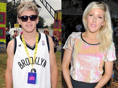 Niall Horan dan Ellie Goulding Bermesraan di V Festival?