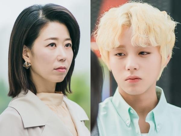 Pertemuan Emosional Park Jihoon dan Ibunya Dalam Drama 'At a Distance Spring is Green'