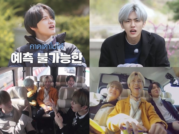 NCT LIFE Dream in Wonderland Ep 01: Keseruan Whisper Whisper Quiz, Siapa yang Menang?