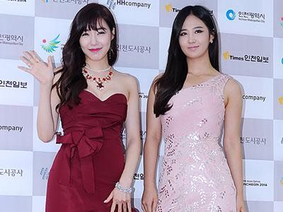 Yuri dan Tiffany SNSD Ajak Fans Pria Beruntung Ikut Menari 'Ma Boy' di Atas Panggung!