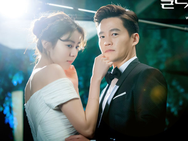 Adegan Ciuman Uee dan Lee Seo Jin Di 'Marriage Contract' Habiskan Waktu 3 Hari?