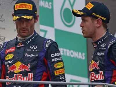 Legenda F1 Heran Red Bull Tak Hukum Vettel