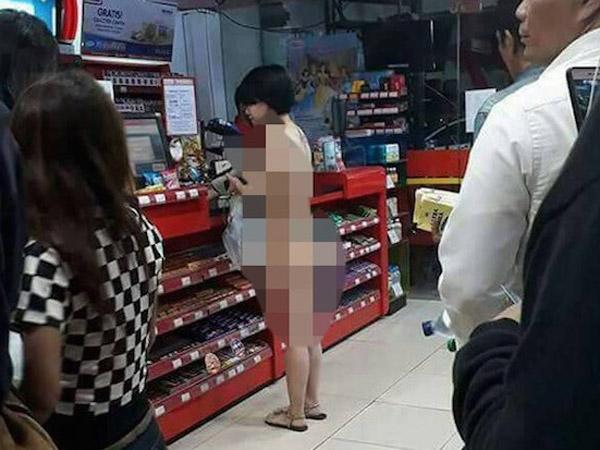 Hadiah dari Polisi Bagi yang Berhasil Memberi Info Identitas Wanita Nyaris Bugil di Mangga Besar