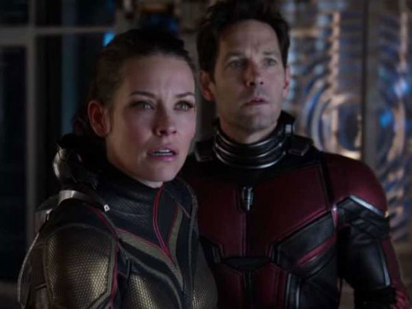 'The Wasp' Tak Jadi Muncul di 'Captain America: Civil War', Evangeline Lilly Malah Bersyukur?