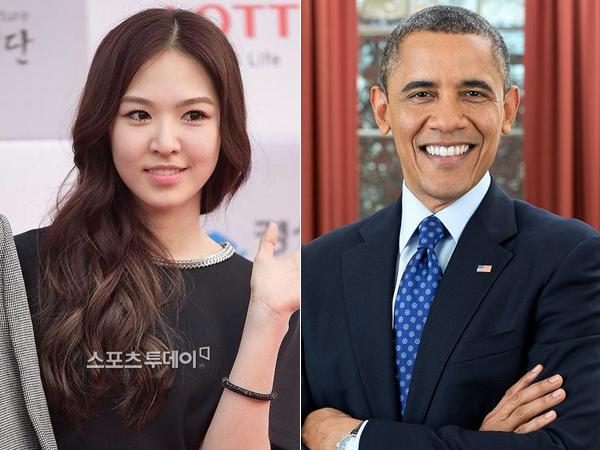 Wah, Wendy Red Velvet Pernah Terima Penghargaan Pendidikan Dari Presiden Obama!