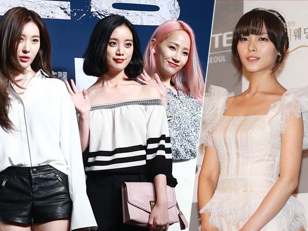 Bubar, Member Hingga Mantan Leader Wonder Girls Tulis Pesan Menyentuh Untuk Fans