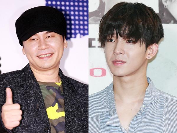 Fans Heboh Lihat Bos YG Beri Dukungan Untuk Lagu Debut Band Nam Taehyun