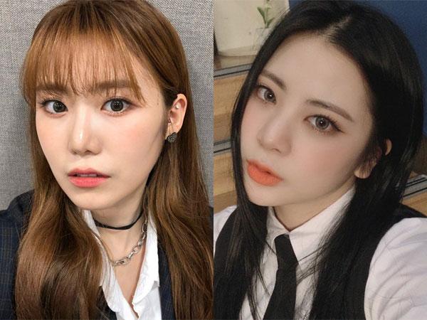 Ye Ah dan Sunn Keluar dari Girl Group cignature