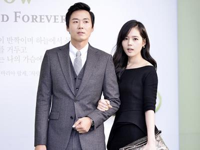Sembilan Tahun Menikah, Aktris Han Ga In Akhirnya Hamil Anak Pertama!