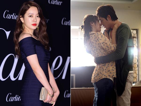 Yoon Eun Hye Beberkan Tiga Adegan Ciuman Terfavoritnya Dalam Drama