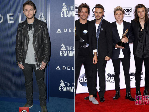 Wah, Zedd Tuduh 'Drag Me Down' One Direction Tiru Lagunya?