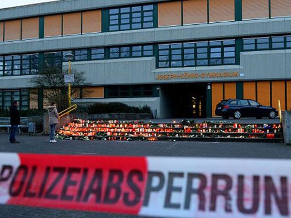 16 Pelajar SMA dan 2 Guru Juga Ikut Jadi Korban Jatuhnya Pesawat Germanwings