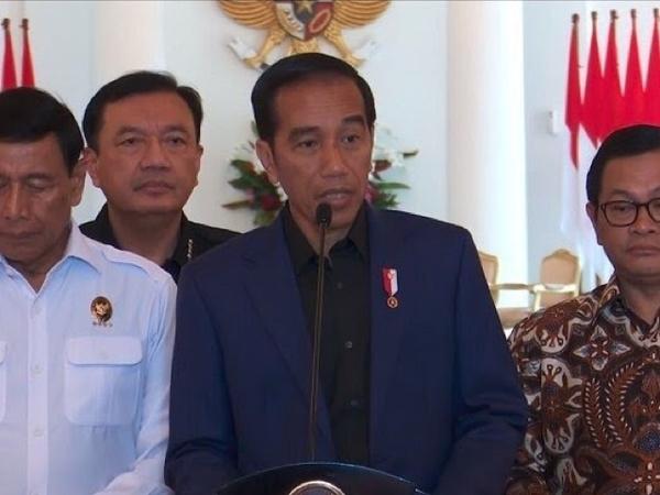 Ungkapan Duka Jokowi Atas Gugurnya Lima Anggota Polri Akibat Kisruh Mako Brimob