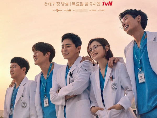 Review Drama Hospital Playlist 2: Cinta, Persahabatan, dan Pekerjaan Semakin Dinamis