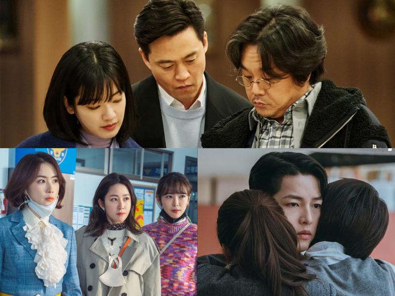 Rating Drama Korea Sabtu-Minggu: Times Tamat, Vincenzo Turun Naik