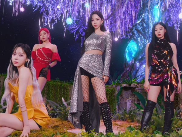 aespa Bahas Remake Lagu 'Next Level' dan Konsep MV yang Memukau