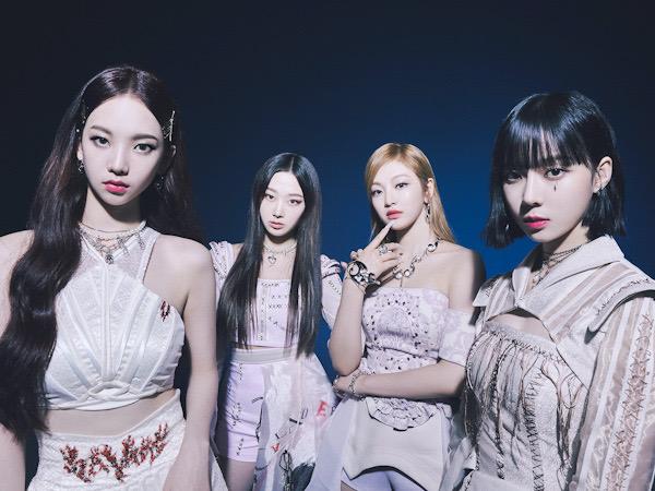 aespa Masuk 5 Besar Girl Group dengan Predikat Half Million Seller