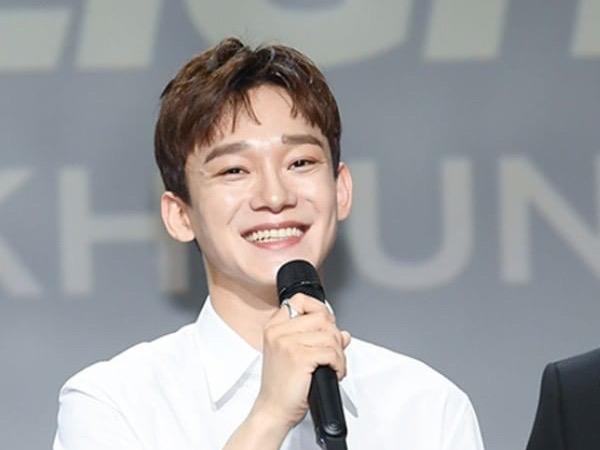 Foto Perayaan Ulang Tahun Anak Pertama Chen EXO di Hotel Mewah