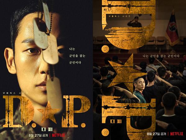 Tayang Bulan Depan, Drama Baru Jung Hae In 'D.P' Rilis Trailer Penuh Aksi