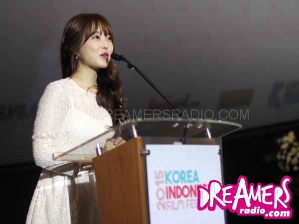 Park Bo Young Dukung Pertukaran Budaya Indonesia-Korea Lewat Film
