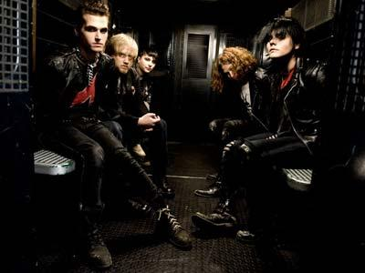 My Chemical Romance Liris Album Mistis