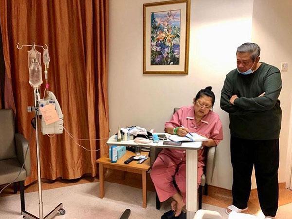 Penuhi Hak Suara, SBY dan Ani Yudhoyono Dijadwalkan Jalani Pemilu di Singapura