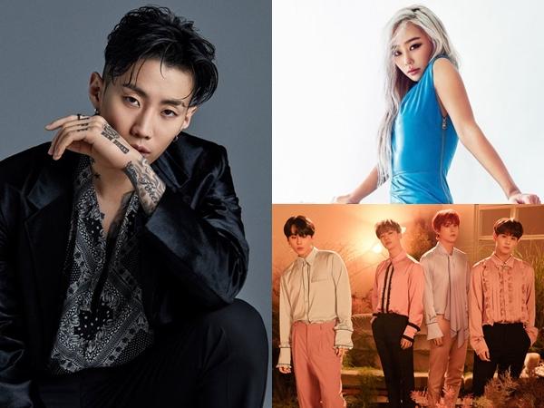 Deretan Idol K-Pop yang Punya Agensi Sendiri