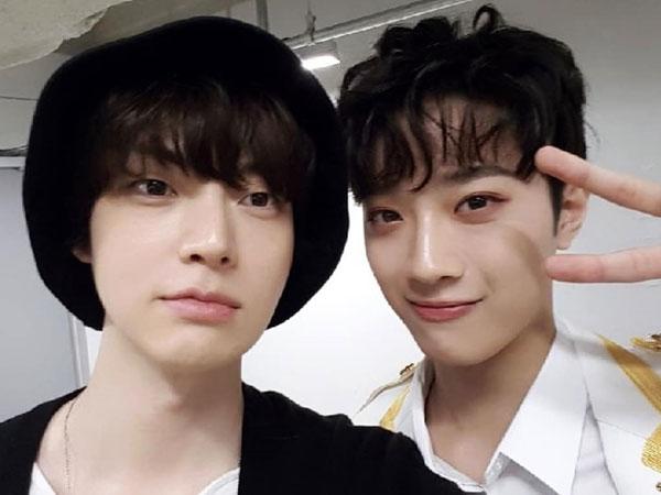 Manisnya Ucapan Selamat Ulang Tahun Lai Guanlin untuk 'Kembaran' Ahn Jae Hyun