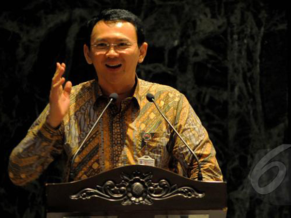 Ahok Pecat Walikota Jakarta Selatan Karena 'Terlalu Baik'